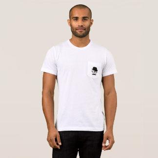 Top Hat Pocket T-Shirt