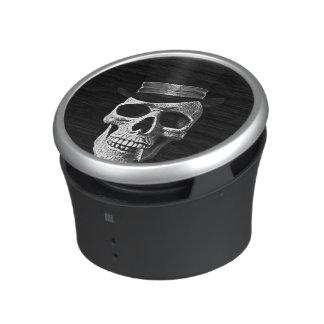 Top hat skull speaker