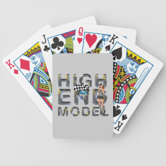 TOP High End Model Bicycle Playing Cards