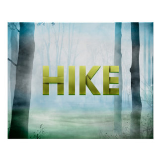TOP Hike Poster