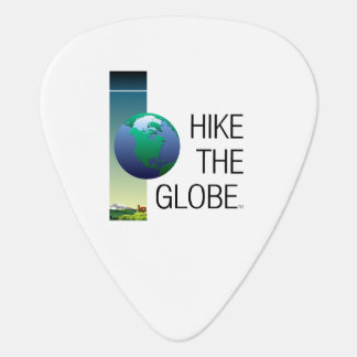 TOP Hike the Globe Plectrum