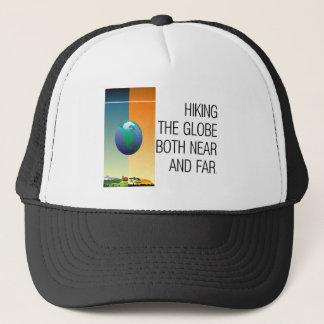 TOP Hike the Globe Trucker Hat