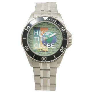 TOP Hike the Globe Watch