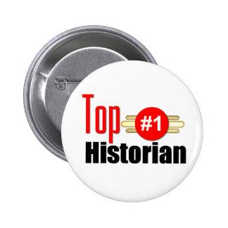 Top Historian Button