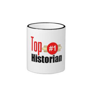 Top Historian Mugs