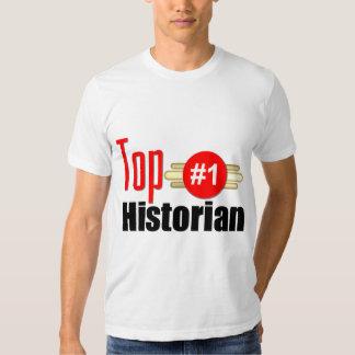 Top Historian Tees