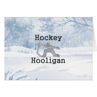 TOP Hockey Hooligan Card