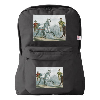 TOP Horse Poetry Backpack