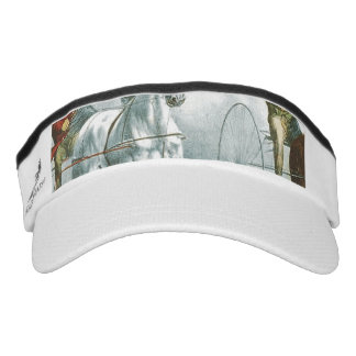 TOP Horse Poetry Visor