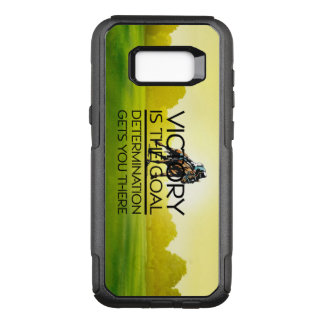 TOP Horse Racing Victory Slogan OtterBox Commuter Samsung Galaxy S8+ Case