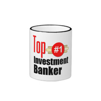 Top Investment Banker Ringer Mug