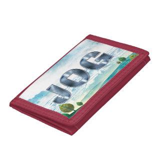 TOP Jog Tri-fold Wallet