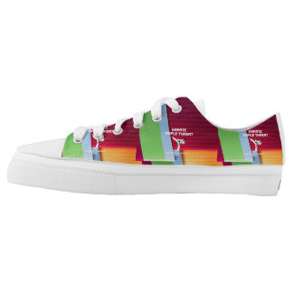 TOP Karate Triple Threat Low Tops