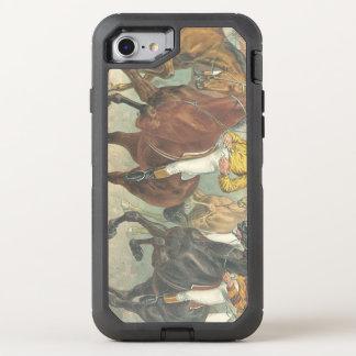 TOP Kings Queens Highwaymen OtterBox Defender iPhone 8/7 Case