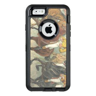 TOP Kings Queens Highwaymen OtterBox Defender iPhone Case