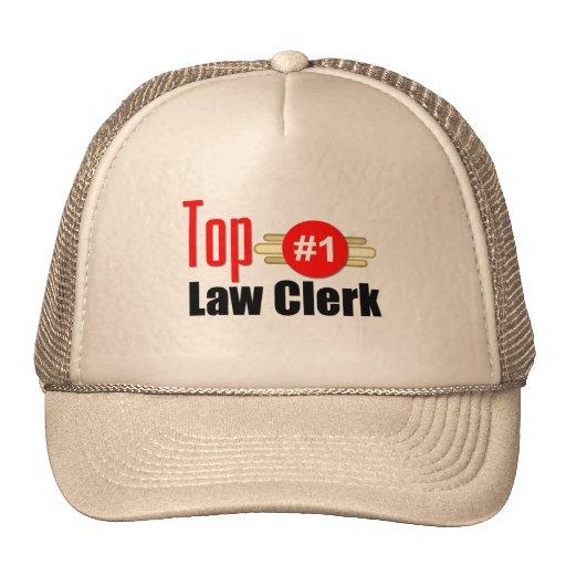Top Law Clerk Hat