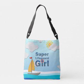 TOP Lifeguard Girl Crossbody Bag