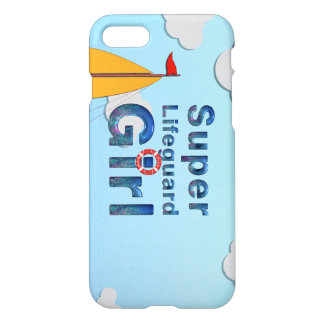 TOP Lifeguard Girl iPhone 8/7 Case