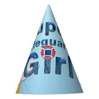 TOP Lifeguard Girl Party Hat