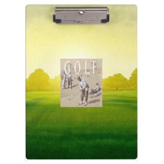 TOP Links Golf Clipboards
