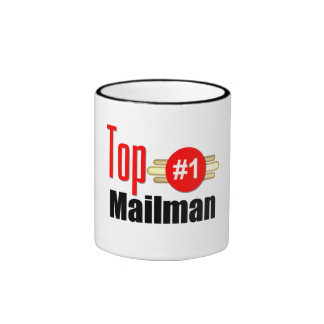 Top Mailman Ringer Mug