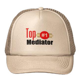 Top Mediator Mesh Hat