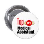 Top Medical Assistant Pin