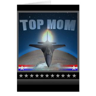 Top Mom America Card