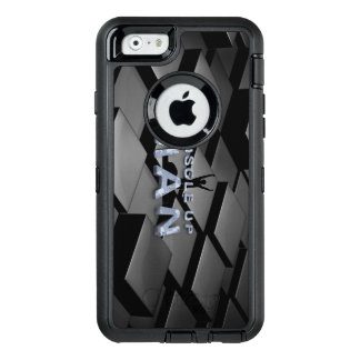 TOP Muscle Up Man OtterBox Defender iPhone Case