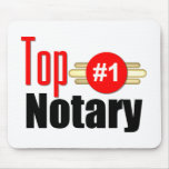 Top Notary Mousemat