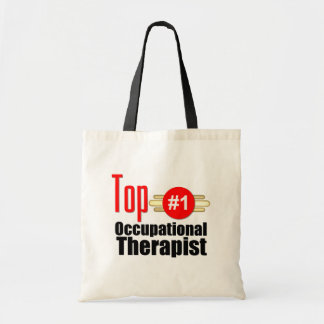 Top Occupational Therapist Canvas Bags