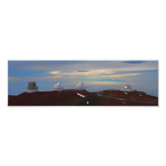 Top of Mauna Kea Photo Print
