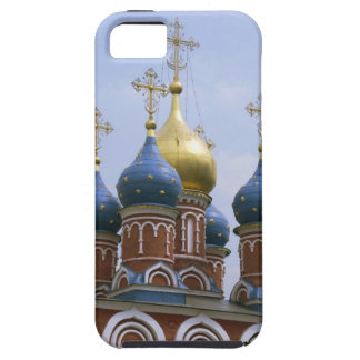 Top of Russian Orthodox Church in Russia Tough iPhone 5 Case