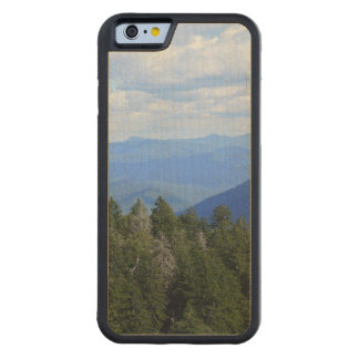 Top of the Smokies Carved Maple iPhone 6 Bumper Case