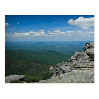 Top of Whiteface Mountain, Adirondacks, NY Postcard