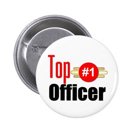 Top Officer Buttons