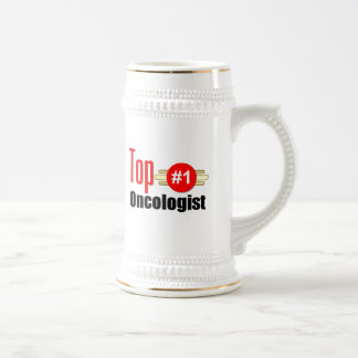Top Oncologist Beer Stein