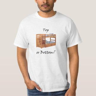 Top or Bottom? Tees