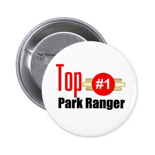 Top Park Ranger Pin