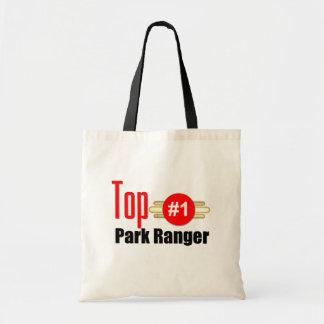 Top Park Ranger Budget Tote Bag