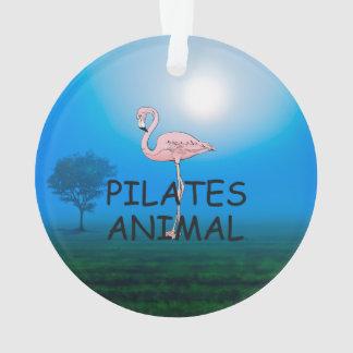 TOP Pilates Animal Ornament