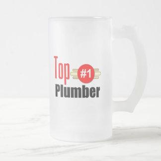 Top Plumber Coffee Mug