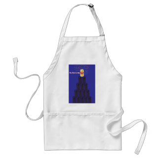 Top Pop for Father's Day Standard Apron
