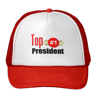 Top President Cap