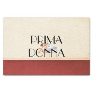 TOP Prima Donna Tissue Paper
