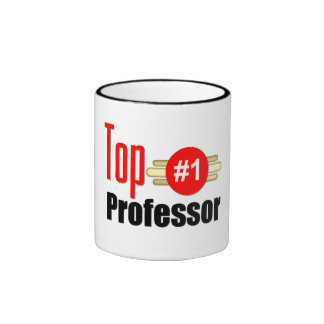 Top Professor Ringer Coffee Mug