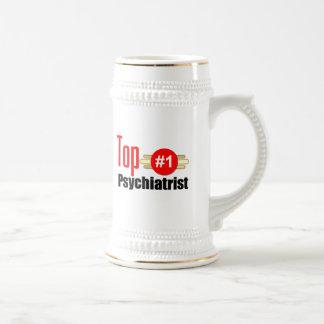 Top Psychiatrist Beer Steins