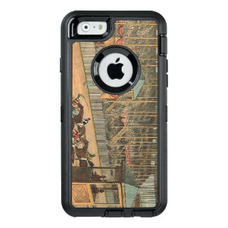 TOP Race Day at the Track OtterBox Defender iPhone Case