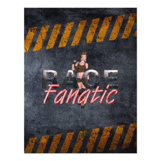 TOP Race Fanatic 21.5 Cm X 28 Cm Flyer