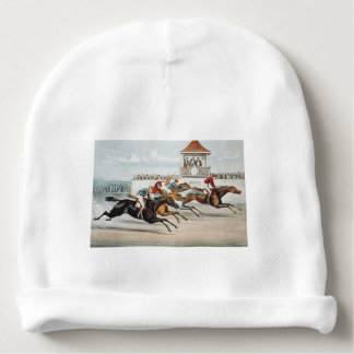 TOP Race to Victory Baby Beanie